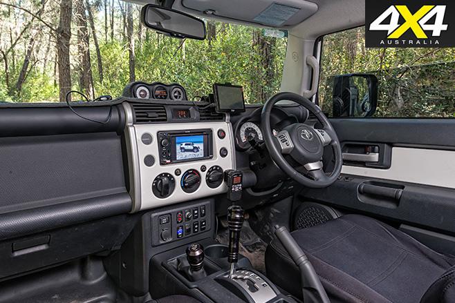 Custom 4x4 Toyota Fj Cruiser
