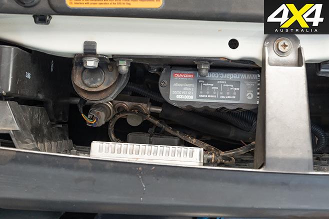 Redarc battery isolator