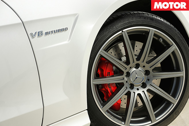 Mercedes-AMG E Class