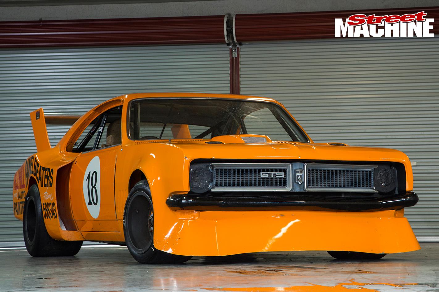 HT-Monaro -sports -sedan -front
