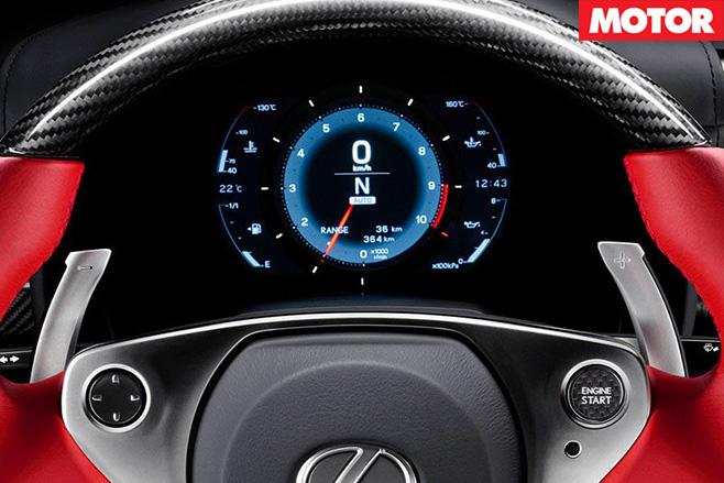 Lexus -LFA
