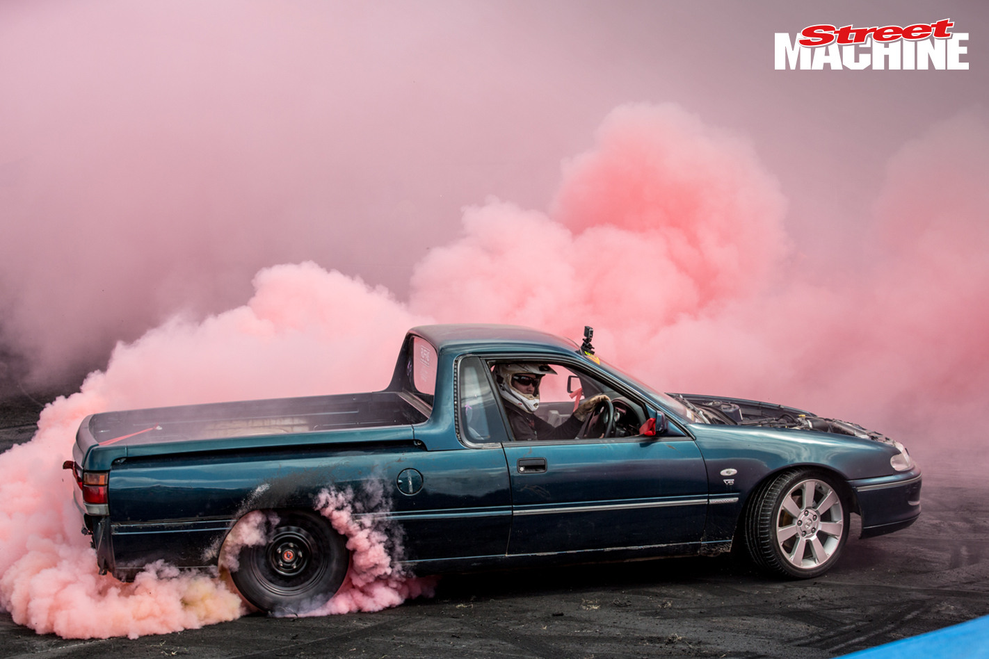 Holden VS Ute Burnout LS 2 Nw