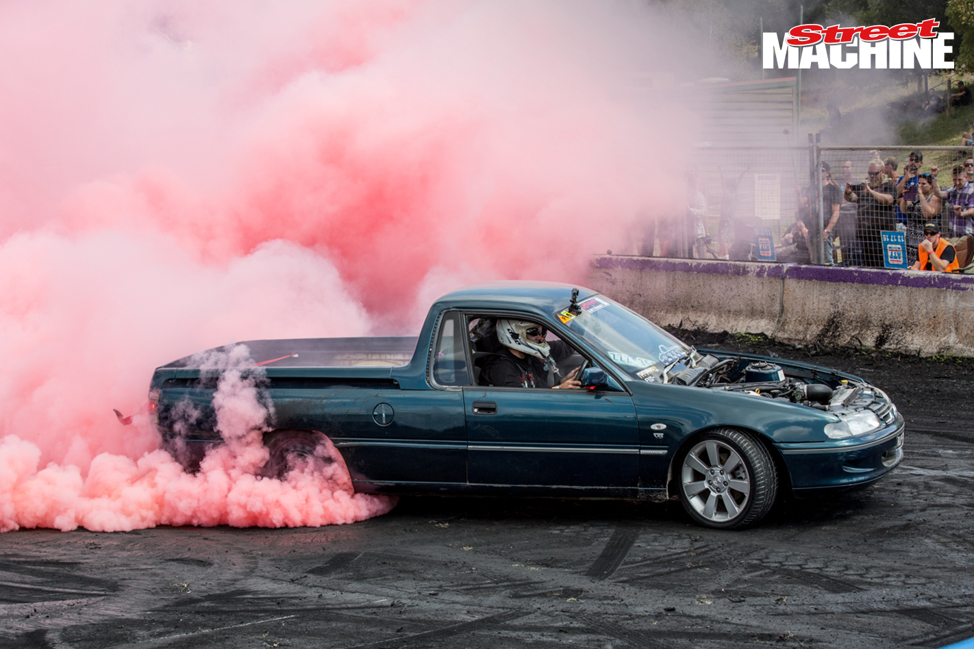 Holden VS Ute Burnout LS 3 Nw