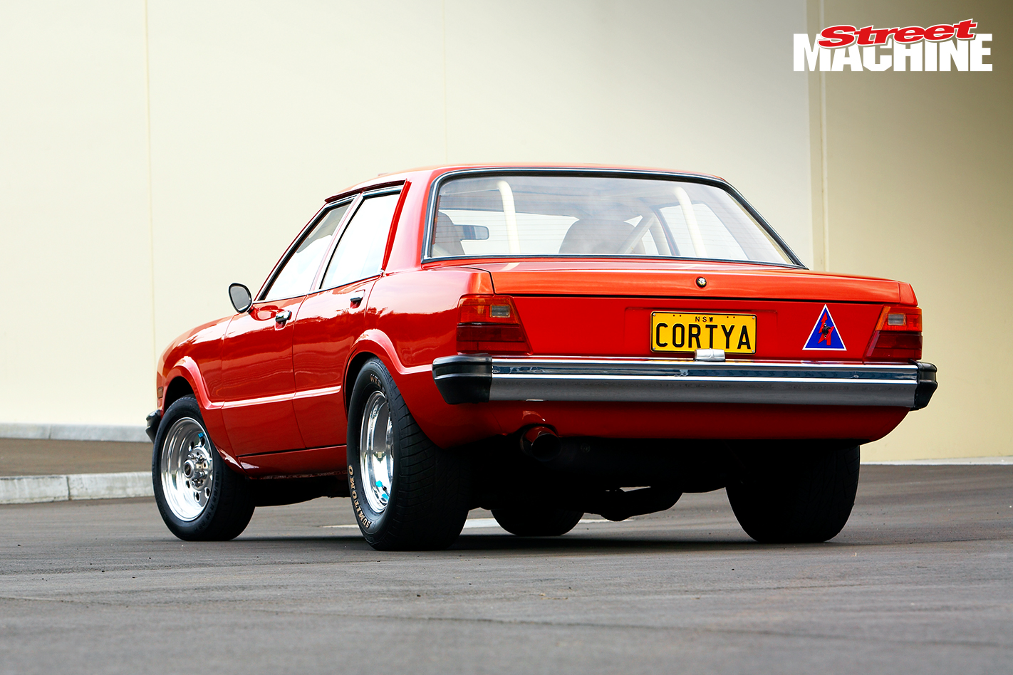 Ford Cortina TE Turbo Six 2 Nw