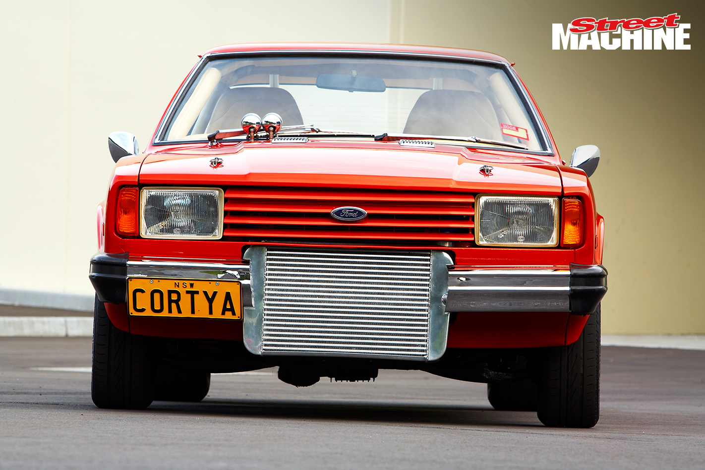 Ford Cortina TE Turbo Six 3 Nw