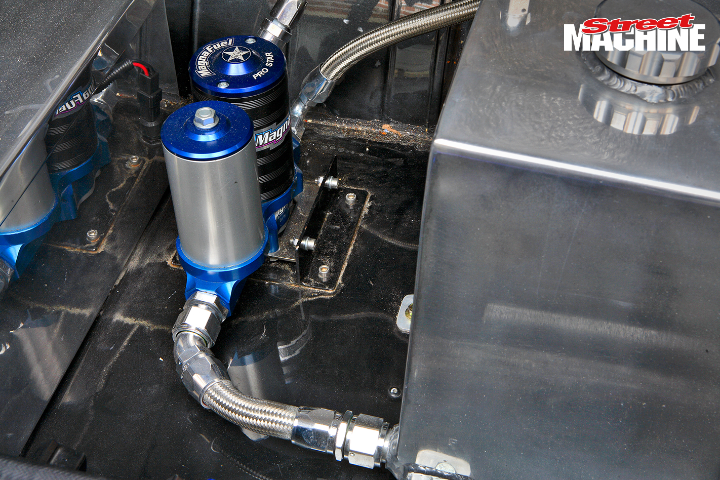 Nitrous Install Fuel System