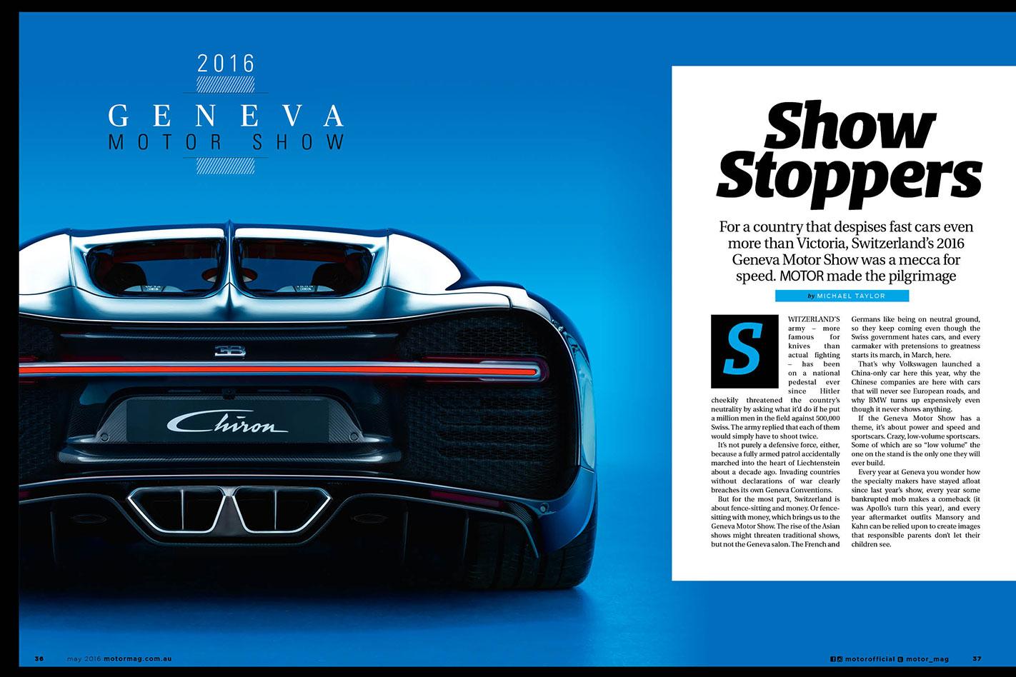 Geneva -Motor -Show