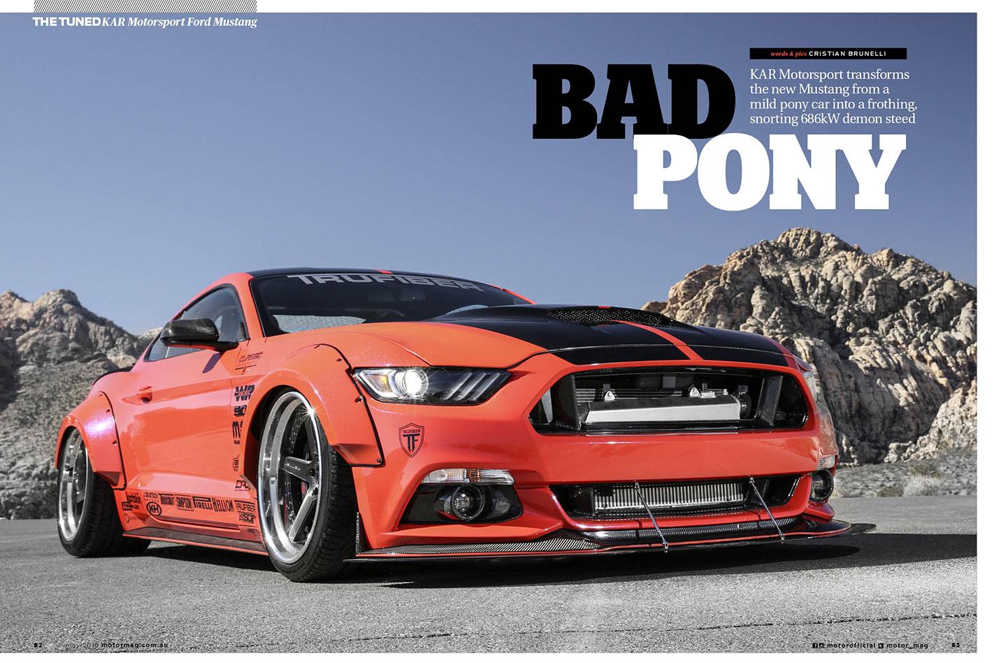 KAR-Motorsport -Ford -Mustang
