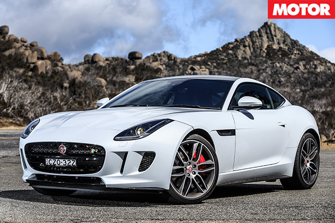 Jaguar -F-TYpe