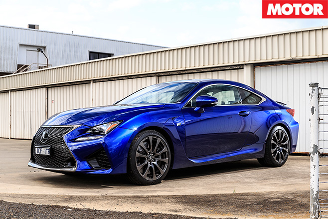 Lexus -RC-F