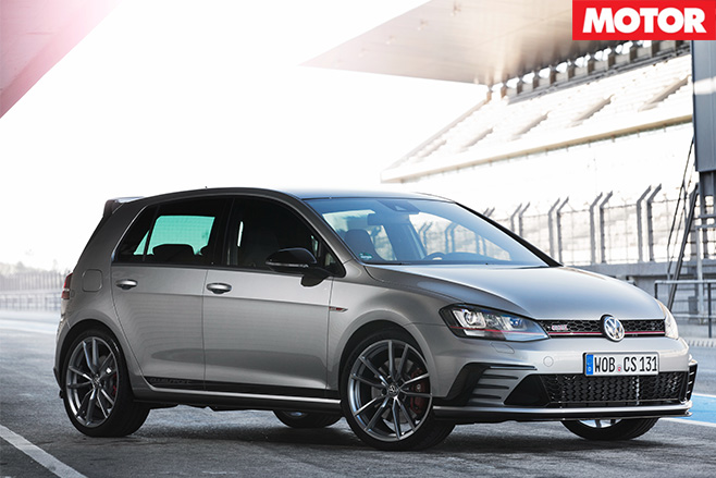 Volkswagen Golf GTI 40 Years price front