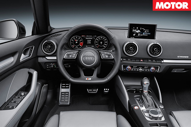 2017 audi s3 facelift revealed. Black Bedroom Furniture Sets. Home Design Ideas