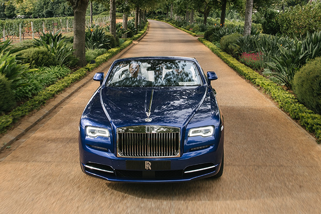 2016 Rolls Royce Dawn Convertible Review