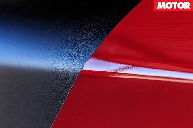 Peugeot paint