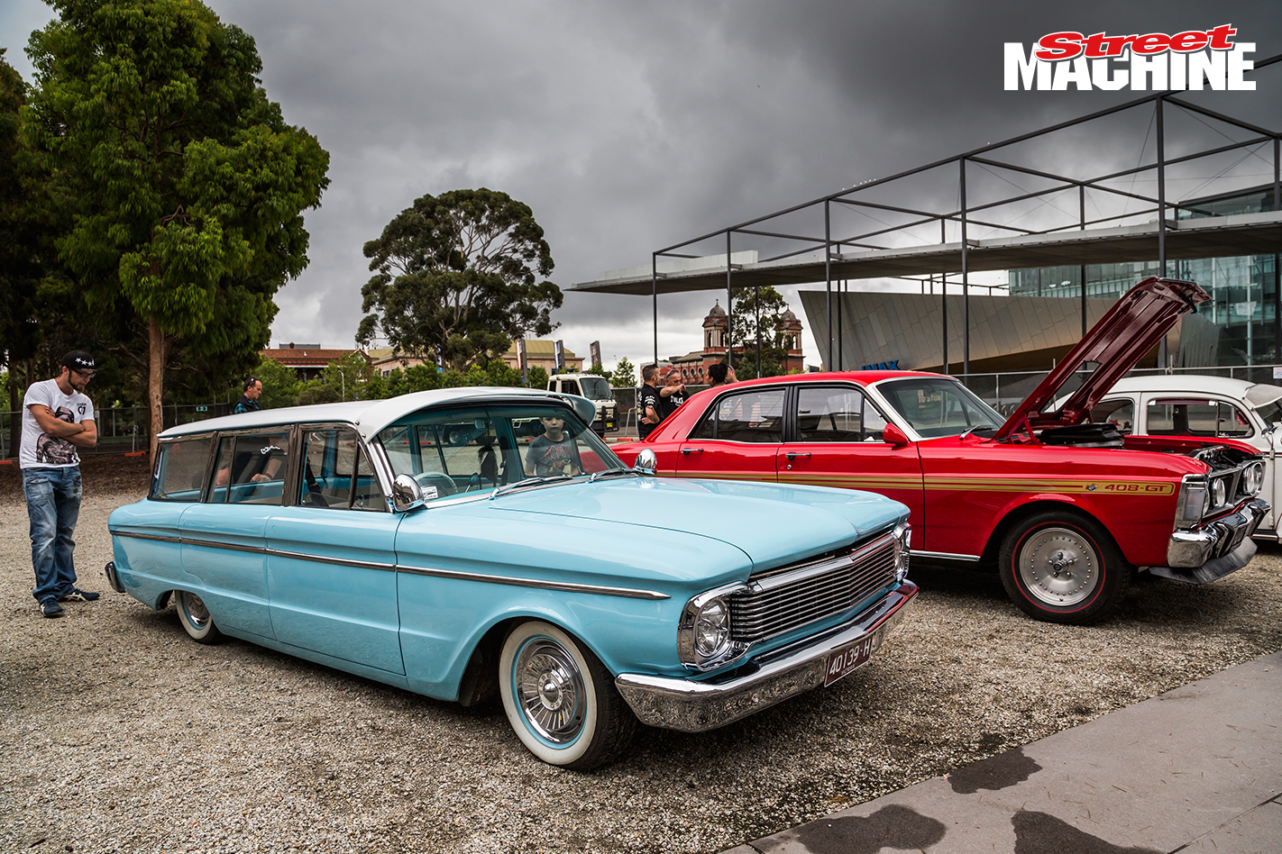 Ford Falcon Wagon Custom