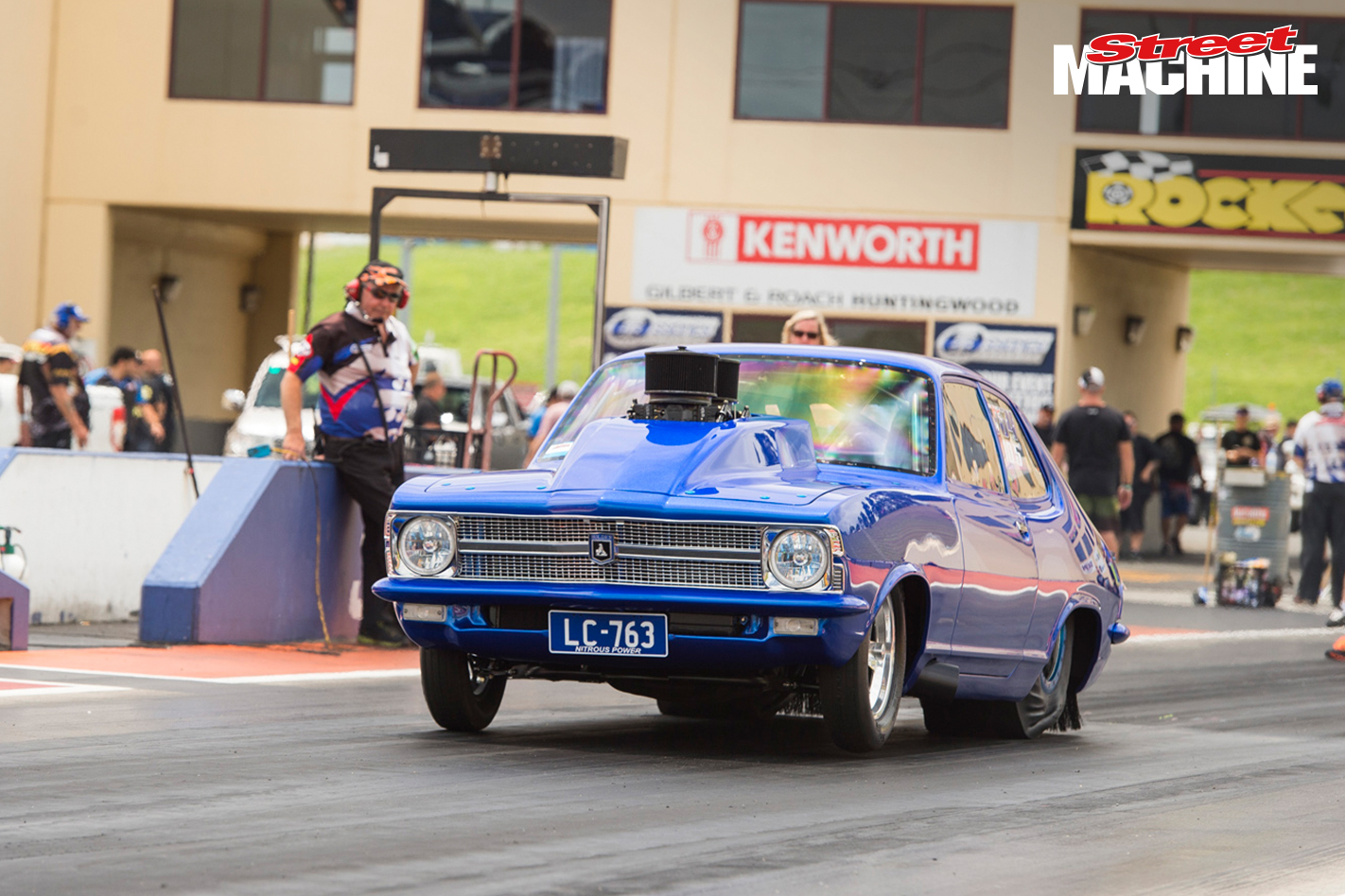 LC Torana Coupe Mark Hayes