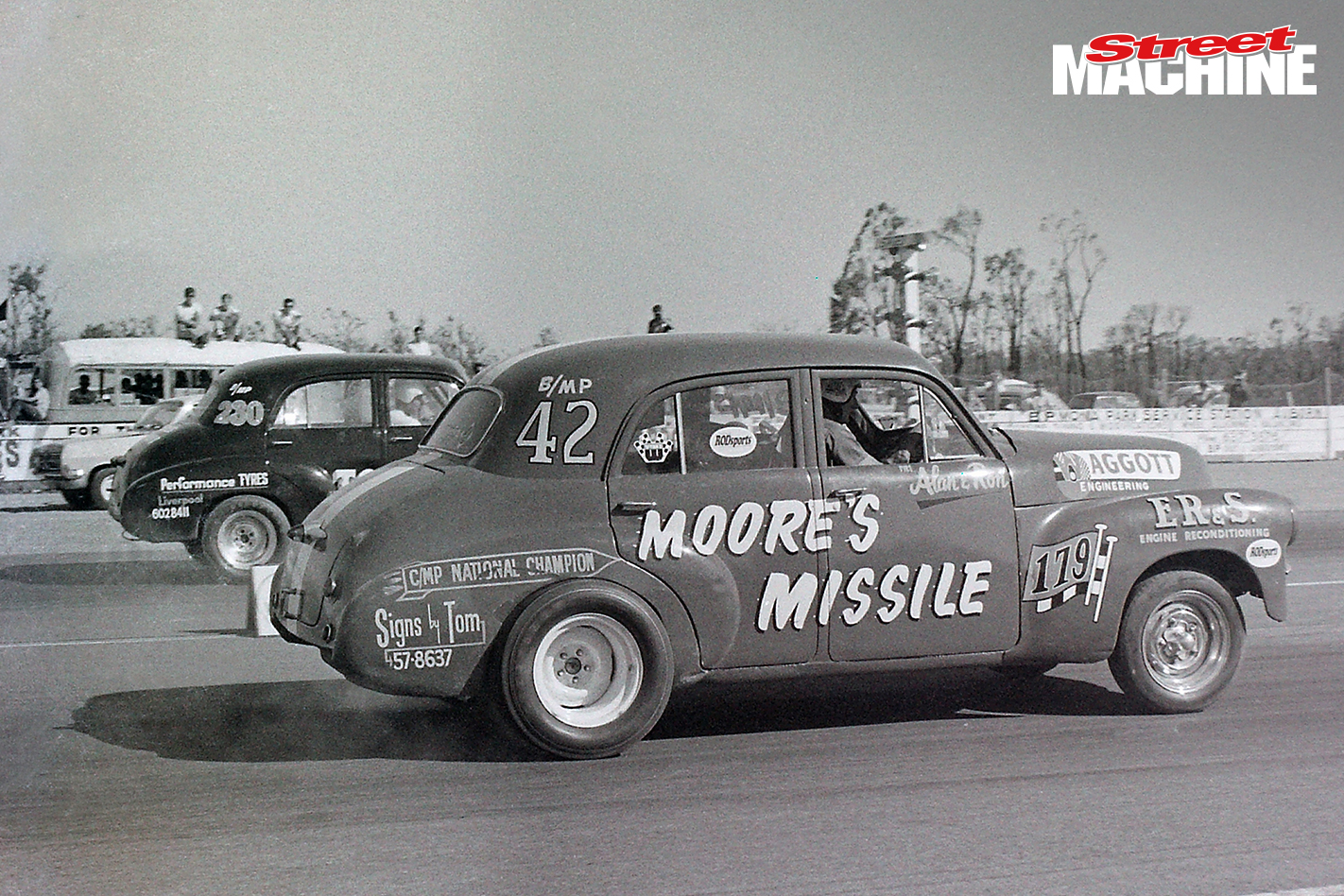 Historic Drag Racing