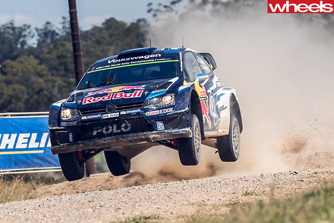 VW-Polo -WRC-car -jump