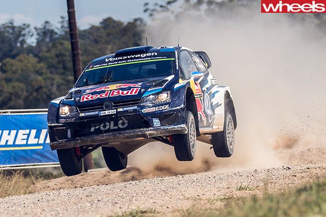 VW-Polo -WRC-car -jump