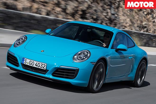 Porsche 991.2 911 Carrera S