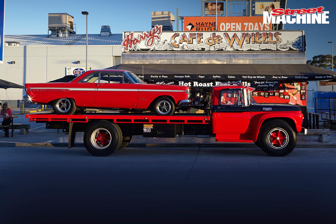 64 Mercury M700 Truck 2