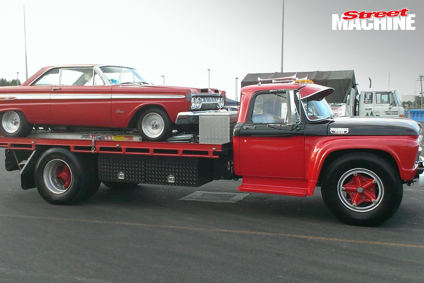 64 Mercury M700 Truck 3