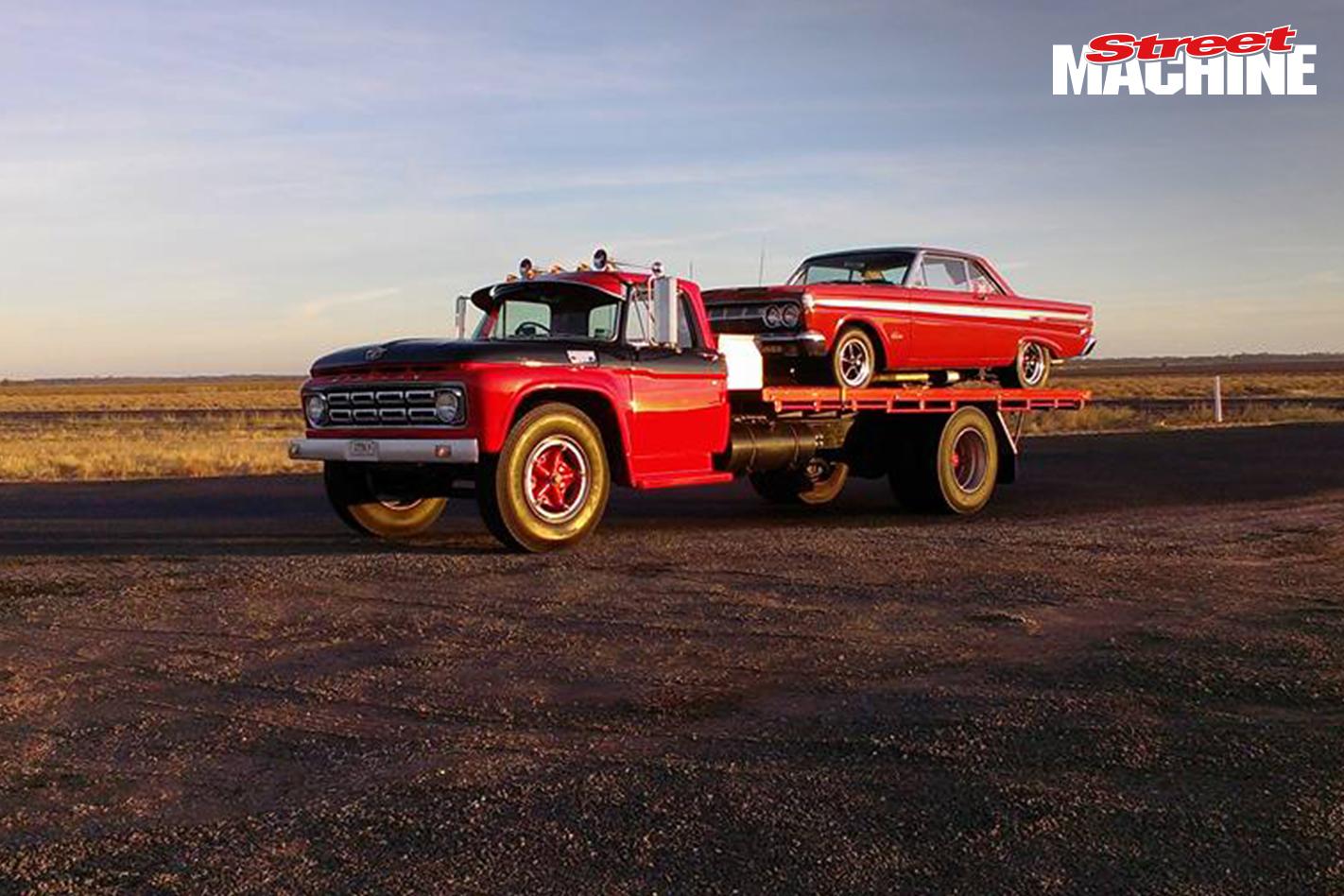 64 Mercury M700 Truck 4