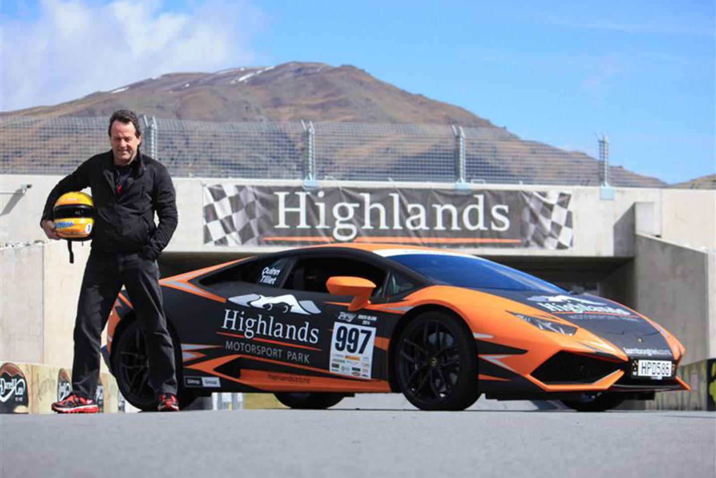 Lamborghini -Huracan -Tony -Quinn