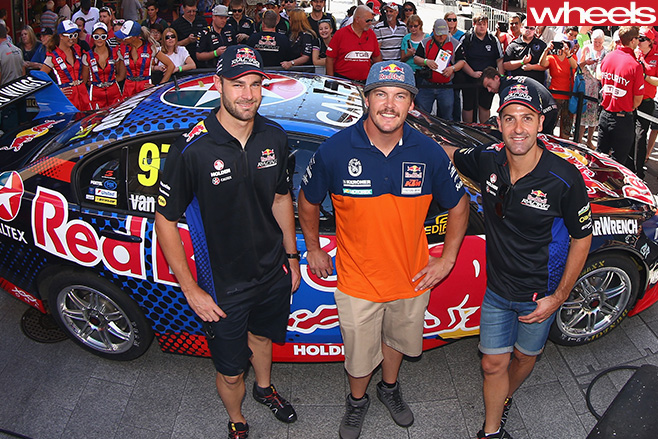 Red -bull -V8-Supercars -driver -Toby -Price