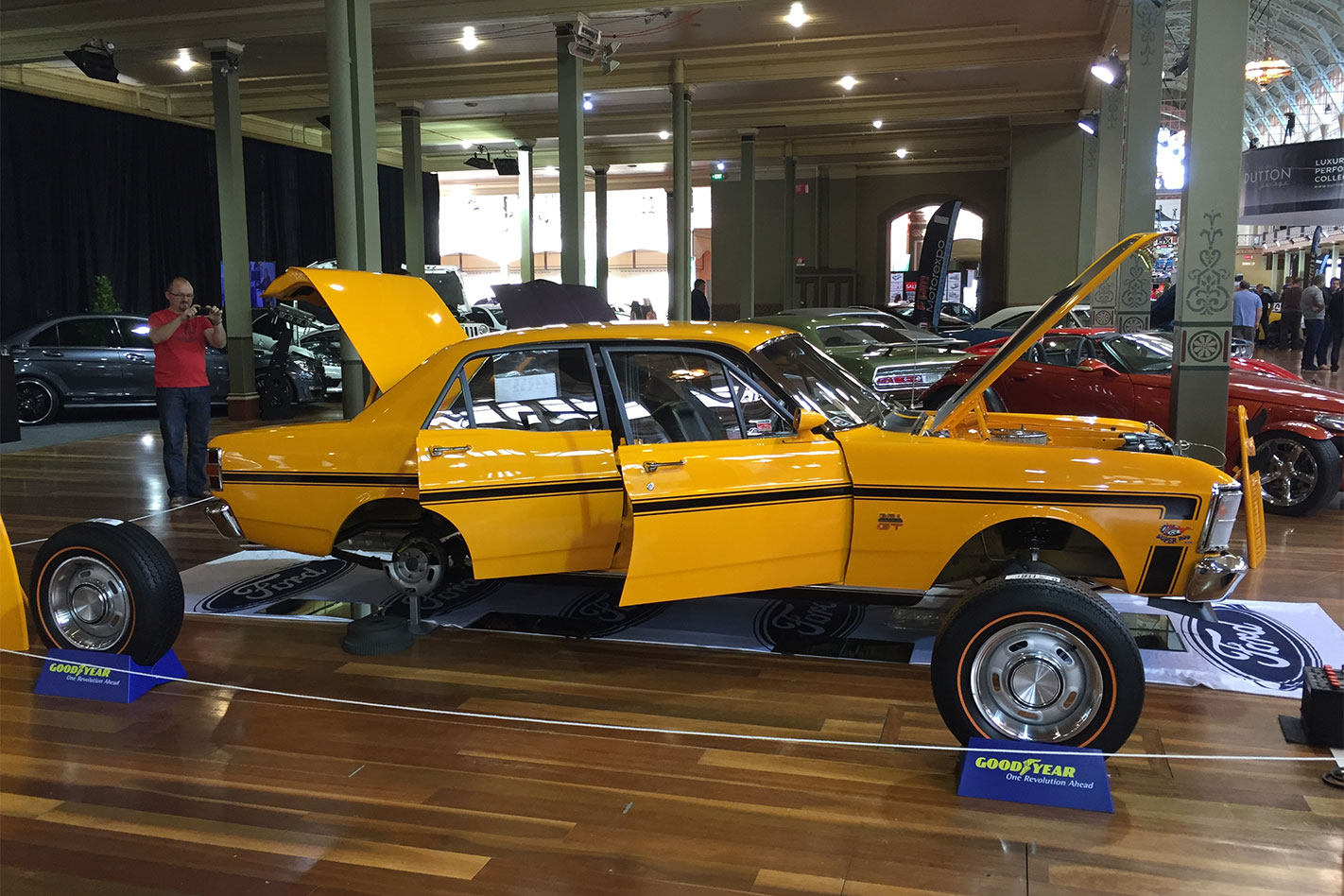 Ford -XW-Falcon -GT-HO-Phase -II