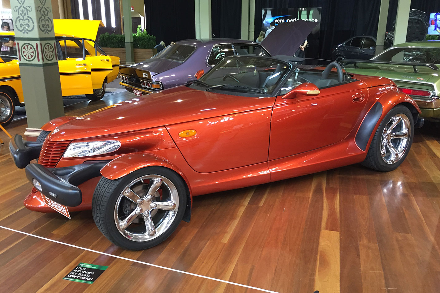 Plymouth -Prowler