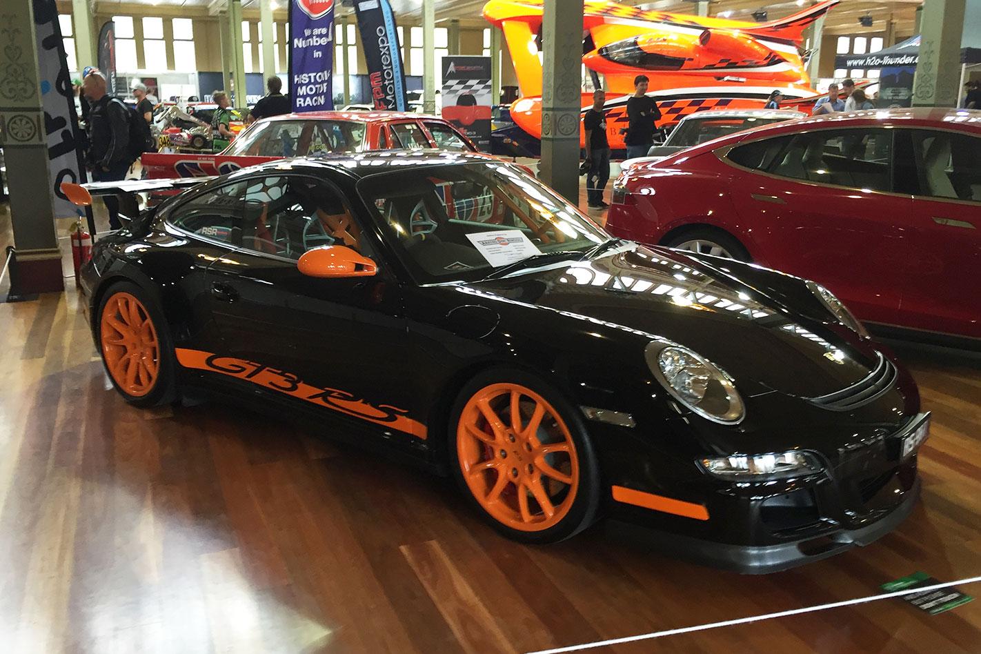 Porsche -997-911-GT3-RS