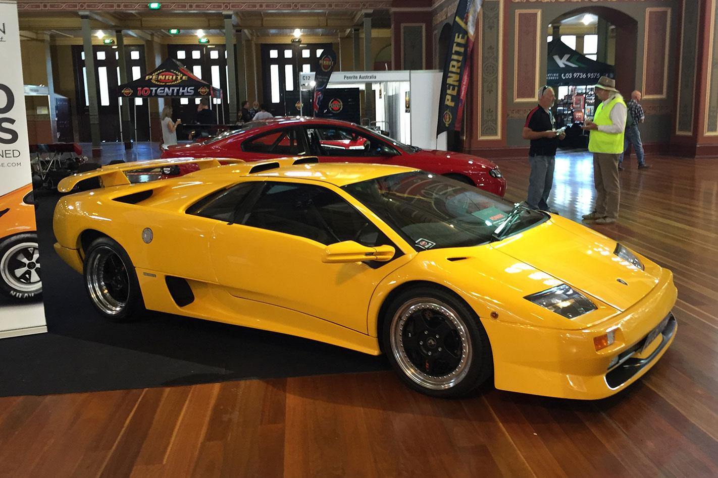 Lamborghini -Diablo -GT