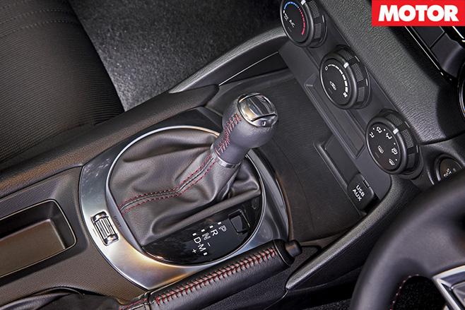 Mazda MX-5 automatic transmission