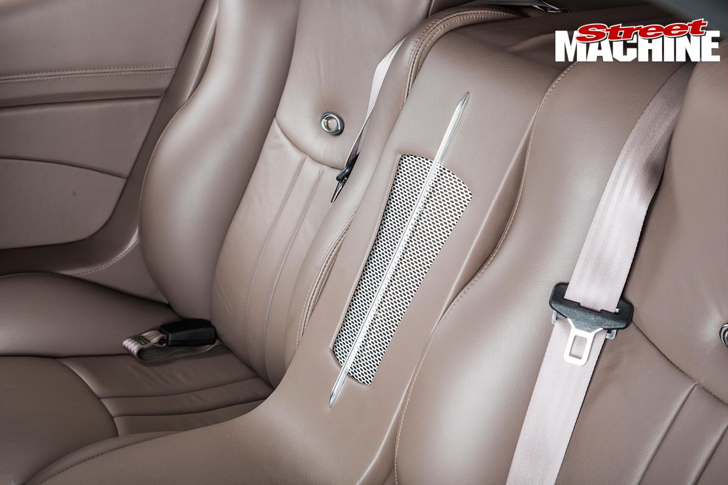 Chevrolet -Camaro -RS-interior -rear
