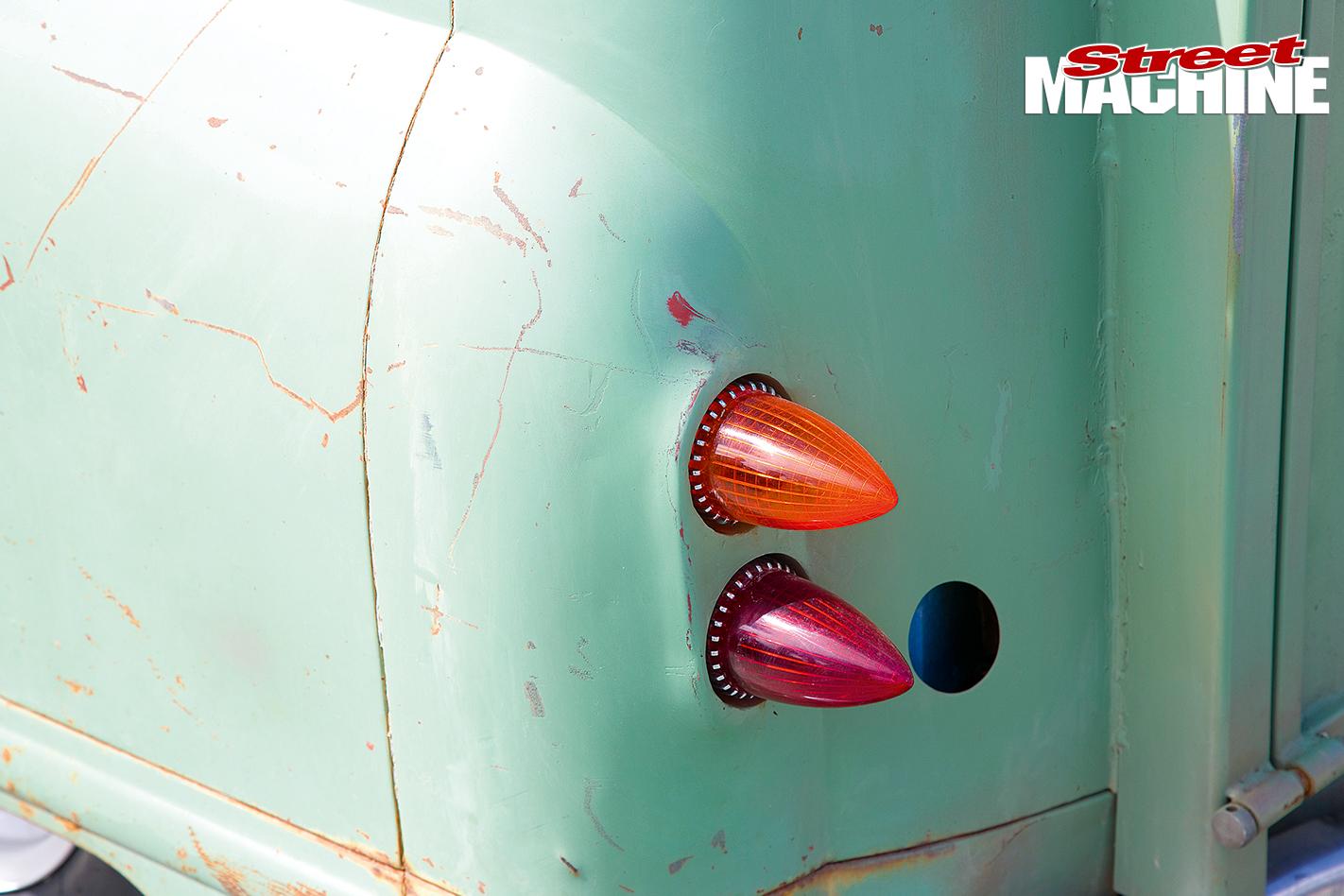 Slug -taillights