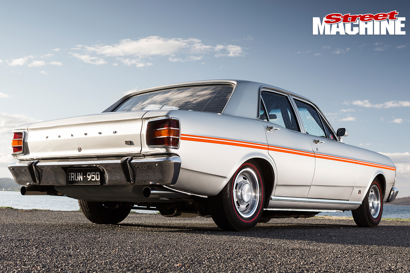 1970-Ford -XW-Falcon -side -rear -right