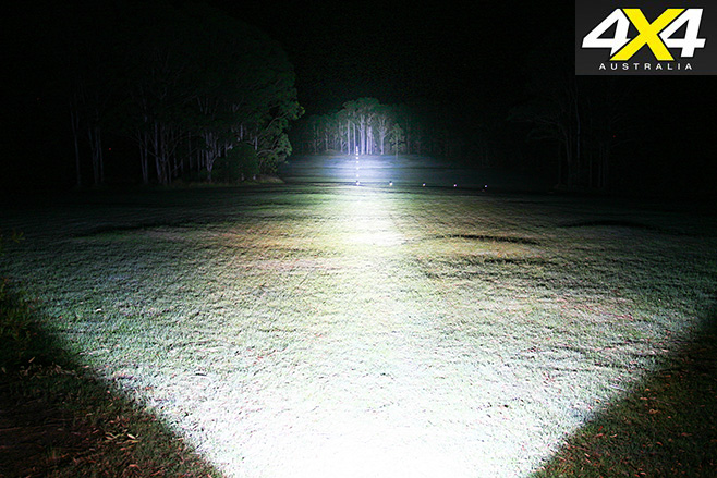 Lightforce -215-32-LED-beam