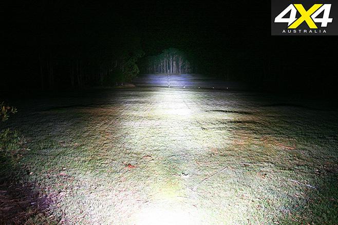 Xray Vision 220 6 LED beam