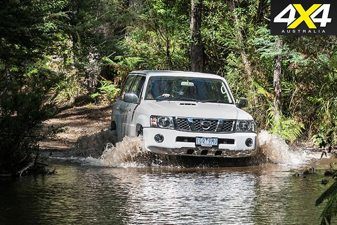 Nissan -gu -patrol