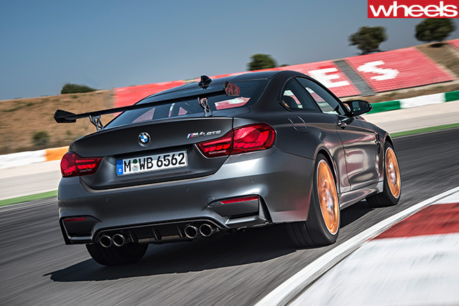 BMW-M4-GTS-rear -side