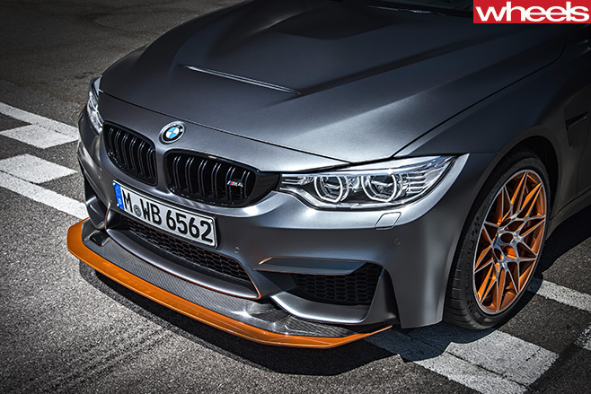 BMW-M4-GTS-front -spoiler