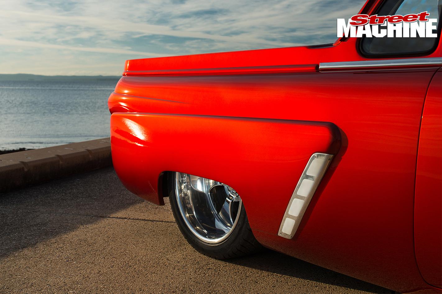 Ford -mainline -ute -old -skool -rear -wheel