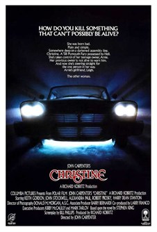 Christine 1983 Movie Poster
