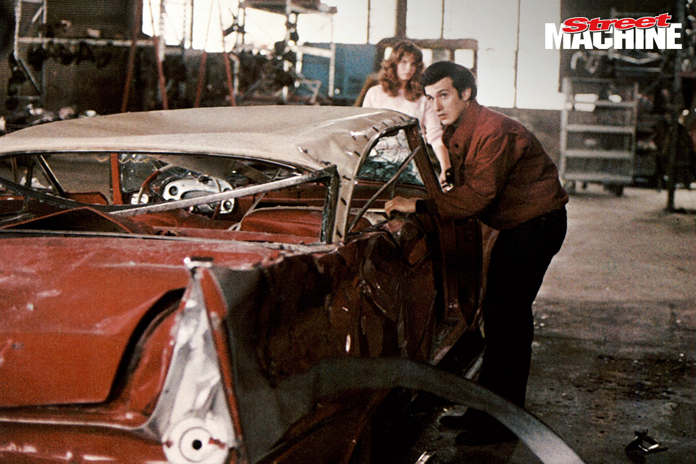 Christine 1983 Movie Review 7 Nw