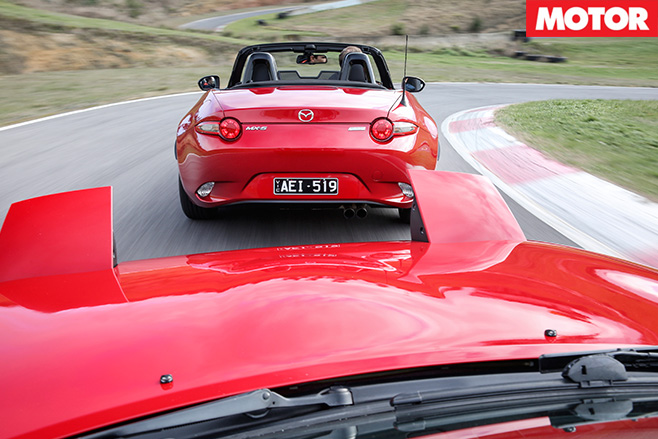 Mazda MX-5 new vs old 2