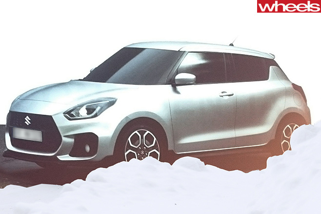 Suzuki -Swift -Spy -pic -silver