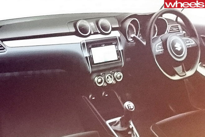 Suzuki -Swift -Spy -pic -silver -interior