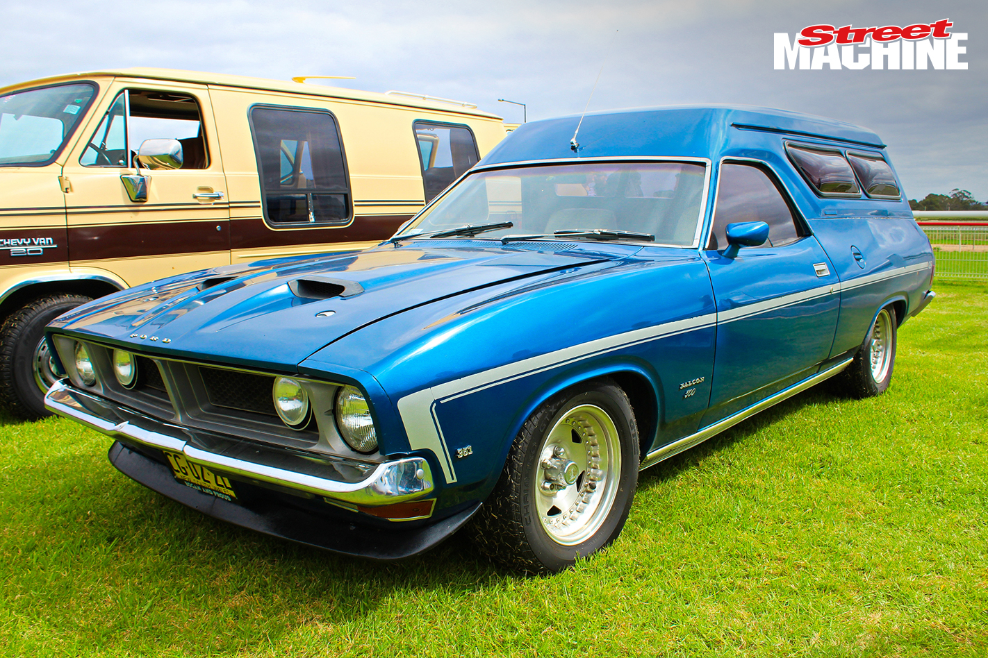 Ford XB Falcon Panel Van