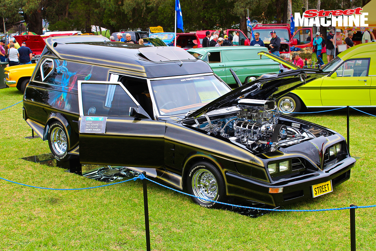 Australian Van Nationals 2016 Street Machine